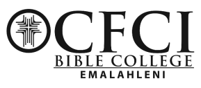 CFCI Bible College Logo
