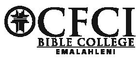 CFCI Bible College Logo